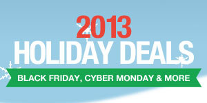 Sidebar holiday deals